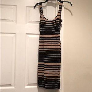 American Apparel Midi Dress Size Small